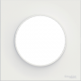 SCHNEIDER S520702 - Plaque, 1 poste, blanc, Odace